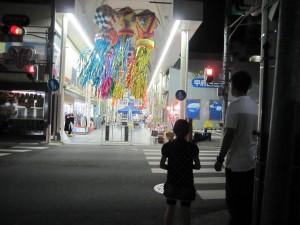 甲府夏祭り
