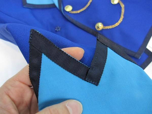 アイカツ制服の袖
