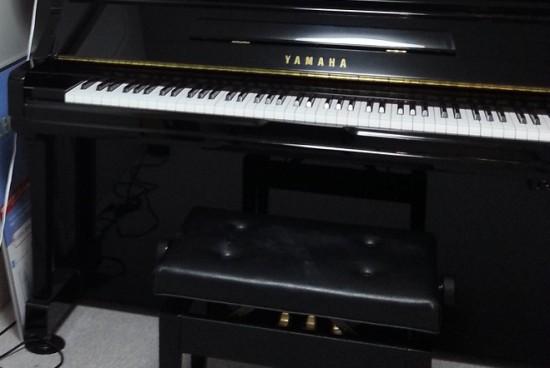 ピアノスタジオ練習室