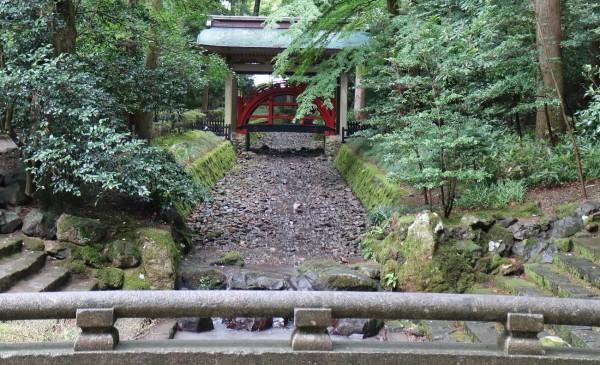 弥彦神社 玉ノ橋