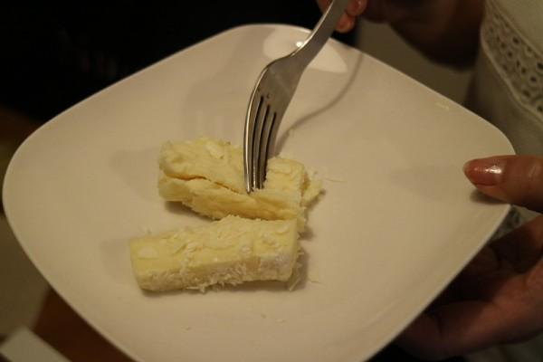 ホワイトガトーショコラ