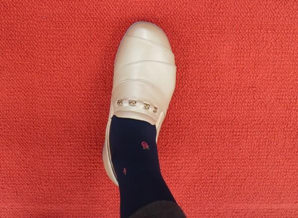 外反母趾 靴 アシックス